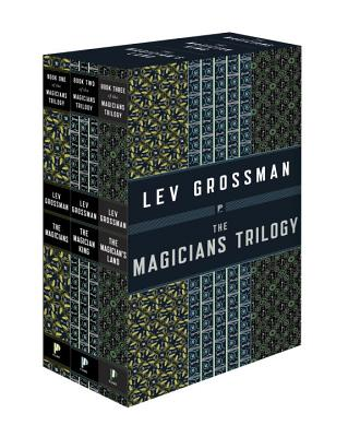 The Magicians Trilogy Boxed Set: The Magicians; The Magician King; The Magician's Land - Grossman, Lev