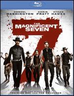 The Magnificent Seven [Includes Digital Copy] [Blu-ray] - Antoine Fuqua