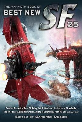 The Mammoth Book of Best New SF 25 - Dozois, Gardner