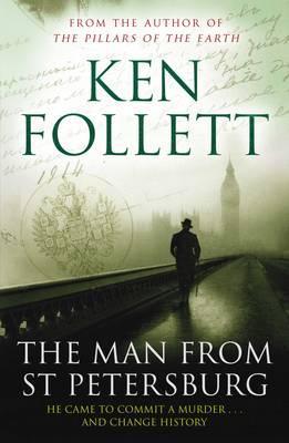 The Man From St Petersburg - Follett, Ken