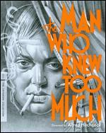 The Man Who Knew Too Much [Criterion Collection] [Blu-ray]