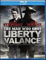 The Man Who Shot Liberty Valance [Blu-ray] - John Ford