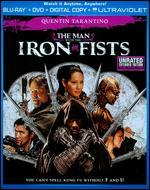 The Man with the Iron Fists [Unrated] [2 Discs] [Blu-ray/DVD]
