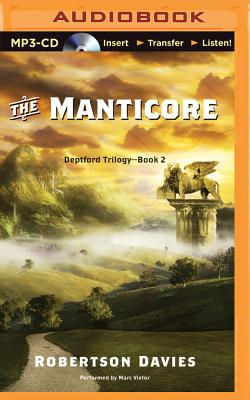 The Manticore - Davies, Robertson, and Vietor, Marc (Read by)