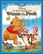 The Many Adventures of Winnie the Pooh [Blu-ray/DVD]
