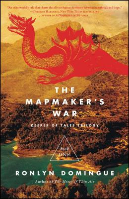 The Mapmaker's War - Domingue, Ronlyn
