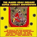 The Mardi Gras Indians Super Sunday Showdown