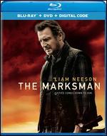 The Marksman [Includes Digital Copy] [Blu-ray/DVD] - Robert Lorenz