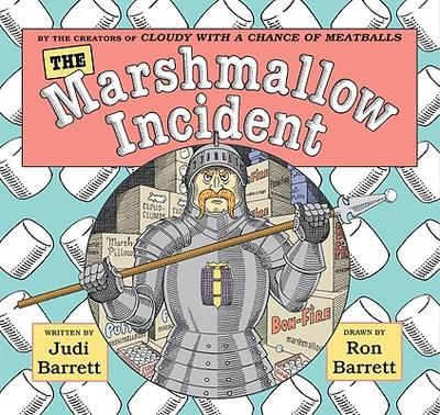 The Marshmallow Incident - Barrett, Judi