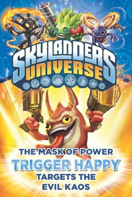 The Mask of Power: Trigger Happy Targets the Evil Kaos #8 - Beakman, Onk, and Geremia, Daniela