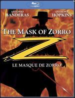 The Mask of Zorro [French] [Blu-ray]