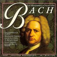The Masterpiece Collection: Bach - Camerata Labacensis; Dubravka Tomsic (piano); Joseph Brezina (violin); Otto Winter (organ);...