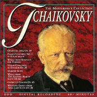 The Masterpiece Collection: Tchaikovsky - Eugene Schaeffer (violin); Ida Cernicka (piano)