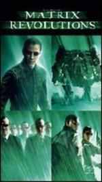 The Matrix Revolutions [Blu-ray]