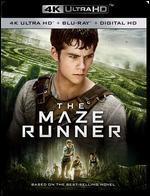 The Maze Runner [4K Ultra HD Blu-ray/Blu-ray] [Includes Digital Copy]