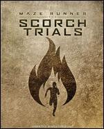 The Maze Runner: The Scorch Trials [Includes Digital Copy] [Blu-ray] [Steelbook] [Only @ Best Buy]