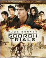 The Maze Runner: The Scorch Trials [Includes Digital Copy] [Blu-ray]