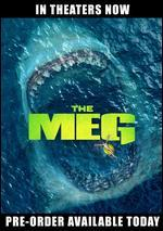The Meg [Includes Digital Copy] [4K Ultra HD Blu-ray/Blu-ray]