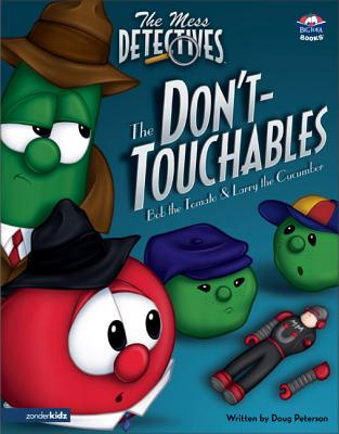 The Mess Detectives: The Don't-Touchables - Peterson, Doug, and Ballinger, Bryan, and Bredehoft, Linda, and Gaffney, Sean, and Katula, Bob, and Kenney, Cindy (Editor...