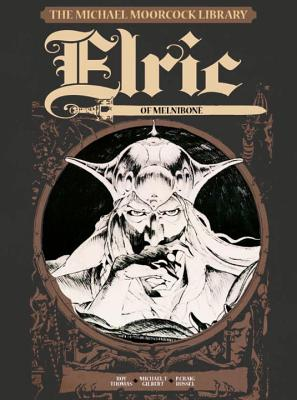 The Michael Moorcock Library Vol 1: Elric of Melnibone - Thomas, Roy, and Russell, P. Craig