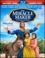 The Miracle Maker: The Story of Jesus [2 Discs] [Blu-ray/DVD]