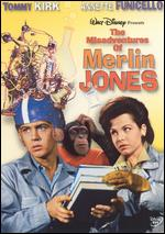 The Misadventures of Merlin Jones - Robert Stevenson
