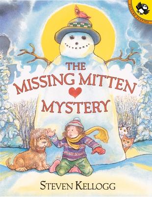 The Missing Mitten Mystery - Kellogg, Steven
