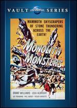 The Monolith Monsters - John Sherwood