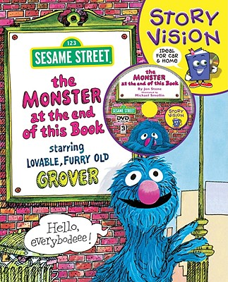 The Monster at the End of This Book - Sesame Workshop