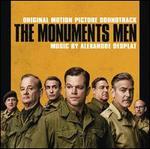 The Monuments Men [Original Motion Picture Soundtrack] - Nora Sagal (vocals); London Symphony Orchestra; Alexandre Desplat (conductor)