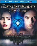 The Mortal Instruments: City of Bones [2 Discs] [Includes Digital Copy] [Blu-ray/DVD]
