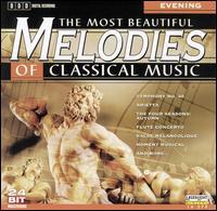 The Most Beautiful Melodies of Classical Music: Evening - Andrea Vigh (harp); Budapest Strings; Daniel Gerard (piano); Eckart Haupt (flute); Eszter Horgas (flute);...