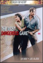 The Most Dangerous Game - Ernest B. Schoedsack; Irving Pichel