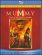 The Mummy: Tomb of the Dragon Emperor [WS] [Deluxe] [2 Discs] [Includes Digital Copy] [Blu-ray]