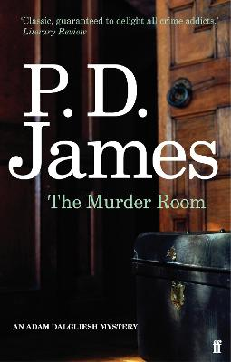The Murder Room - James, P. D.