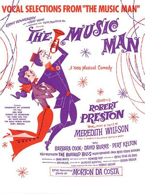 The Music Man - Willson, Meredith (Composer)
