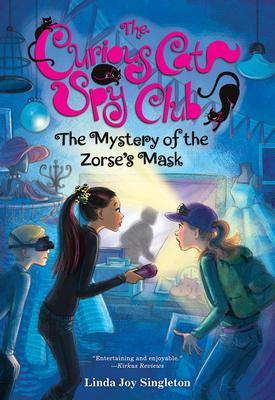 The Mystery of the Zorse's Mask - Singleton, Linda Joy