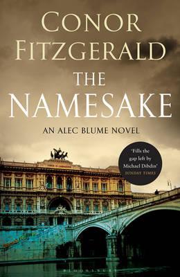 The Namesake: An Alec Blume Novel - Fitzgerald, Conor