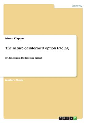 The Nature of Informed Option Trading - Klapper, Marco