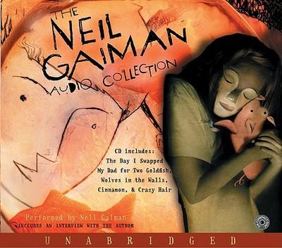 The Neil Gaiman Audio Collection CD - Gaiman, Neil (Read by)