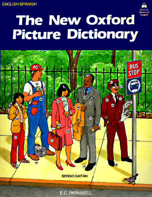 The New Oxford Picture Dictionary - Parnwell, E C (Editor)