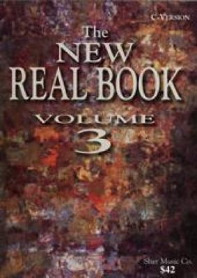 The New Real Book - Volume 3 - Sher, Chuck (Editor)