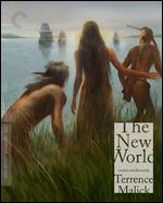 The New World [Criterion Collection] [Blu-ray] [3 Discs] - Terrence Malick