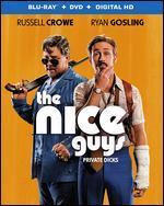 The Nice Guys [Blu-ray/DVD] [2 Discs]