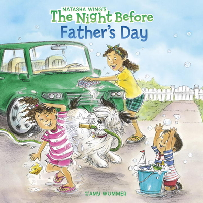 The Night Before Father's Day - Wing, Natasha