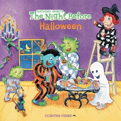 The Night Before Halloween - Wing, Natasha