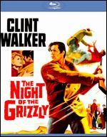 The Night of the Grizzly [Blu-ray]