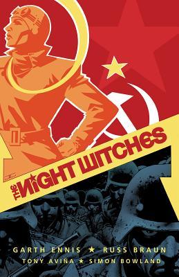 The Night Witches - Ennis, Garth