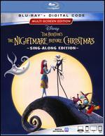 The Nightmare Before Christmas [25th Anniversary Edition] [Includes Digital Copy] [Blu-ray]