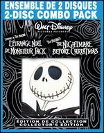 The Nightmare Before Christmas [French] [Collector's Edition] [2 Discs] [Blu-ray/DVD]